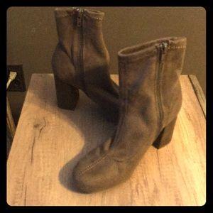 Mia gray booties